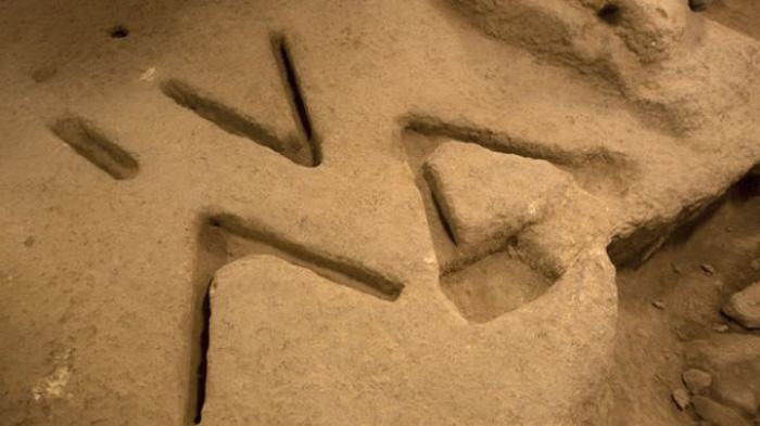 Possible alien artifact jeff thompson