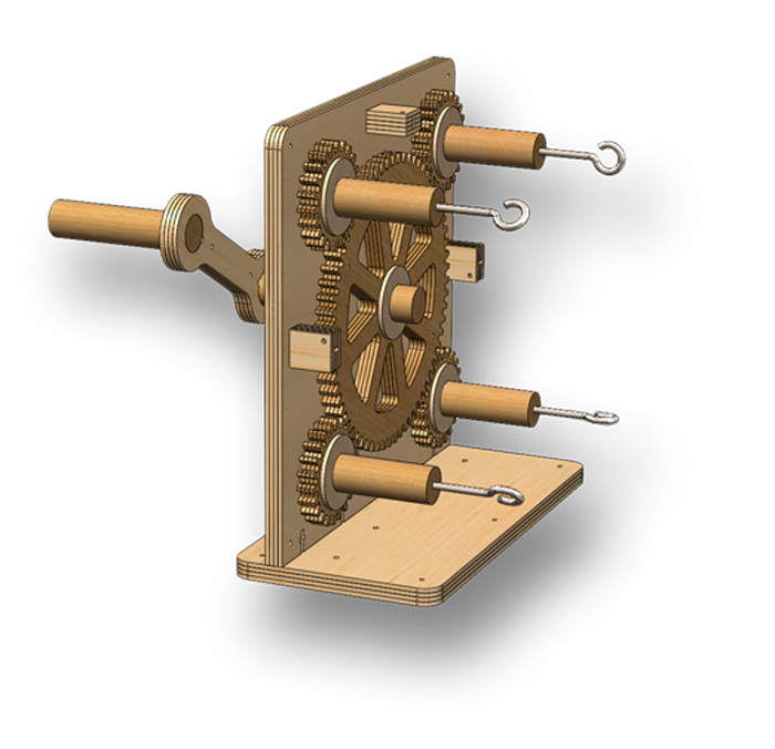 Rope Making Machines – Jeff Thompson