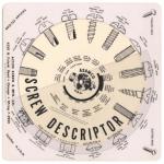 Screw Descriptor Wheel