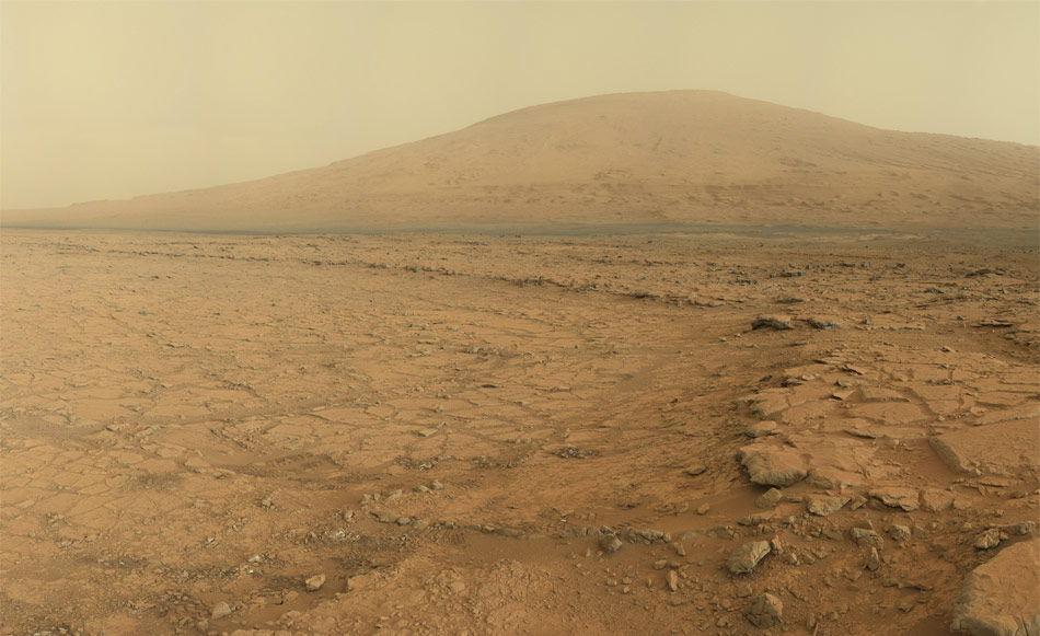 MountSharpAndYellowknifeBayOnMars_Sol170-Jan27-2013_NYTimes